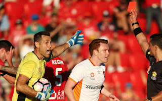 A-League Review: Tempers flare as Adelaide shock Roar