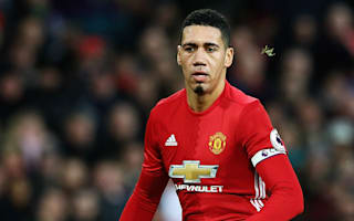 Smalling: United confidence could not be higher for Liverpool