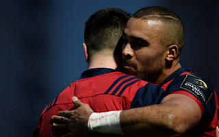Zebo makes history as Munster knock Racing out