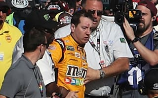 Busch, Logano escape punishment after post-race fight