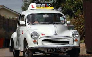 A Minor change to your driving lessons