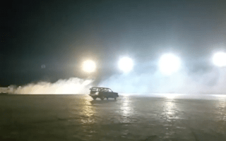Dangerous drifting 'sport' makes a comeback