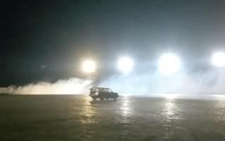 Dangerous drifting 'sport' makes a comeback