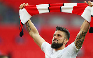 My future is at Arsenal, insists Giroud