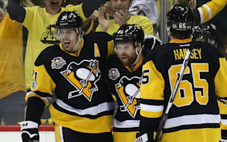 Stanley Cup playoffs: Penguins shake off frustration, injuries to take game two