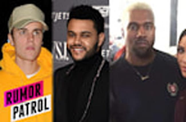 The Weeknd SLAMS Justin Bieber's Sex Skills? Kim Kardashian Ditching Kanye For G