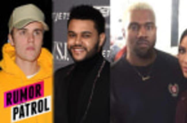 The Weeknd SLAMS Justin Bieber's Sex Skills? Kim Kardashian Ditching Kanye For G
