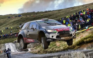 AOL Cars heads to Wales Rally GB
