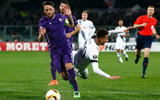 Tottenham v Fiorentina: Wounded Spurs ready for 'massive' test, says Alli