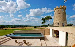 Spectacular 18th century tower home could be yours for £1.75m