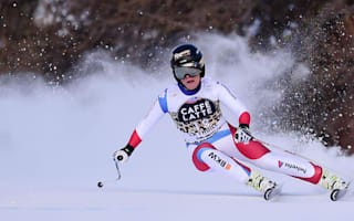 Gut triumphs in La Thuile as Vonn crashes out