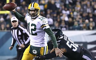 Packers ride Rodgers to tough win over Eagles