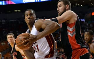 Free agent Whiteside says loyalty won't drive decision