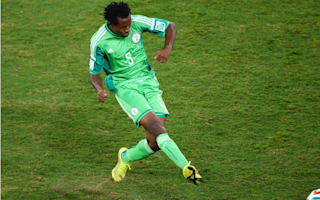 Nigeria 2 Swaziland 0: Simon and Ambrose see Super Eagles through