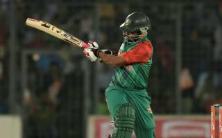 Tamim century fires Bangladesh into Super 10
