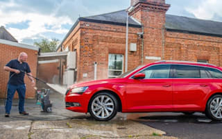 Living with a Skoda Superb: First report