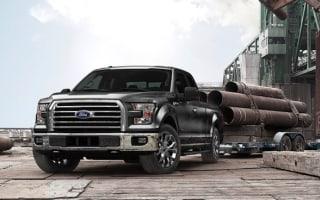 Buy a pickup truck, get a free gun!