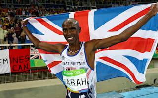 Rio 2016: Relieved Farah thought fall would be costly
