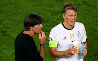 Schweinsteiger could have helped Manchester United - Low