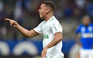 Gabriel Jesus thanks Palmeiras medical staff for rapid recovery