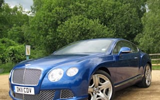 Video road test: Bentley Continental GT