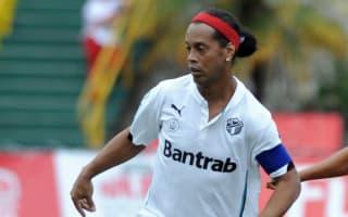 Wollongong Wolves offer Ronaldinho 'one-match platform'