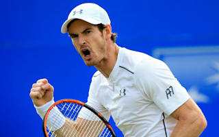 Murray battles past Mahut, Wawrinka out of Queen's