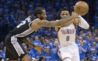 Thunder earn Warriors conference final showdown