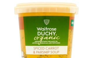 Duchy Organic 'vegetarian' soup contains meat and gluten