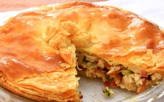 Whole lotta pies: Join the upper crust