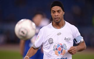 Ronaldinho ready to help Chapecoense