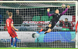 Southgate: Hart got England the point