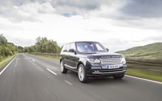 Scotland Yard to splash £1.6m on new Range Rovers