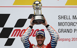 Dovizioso delights in long-awaited win