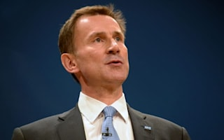 Jeremy Hunt in line for £15m windfall from sale of business amid NHS crisis