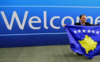Kosovo victorious in first full international