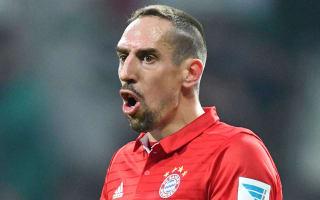 Ribery ready for Bayern Munich comeback