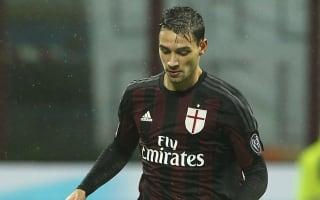 Bologna v Milan: De Sciglio targeting European qualification