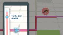 Waze ahora te dice cuánto tiempo te queda de atasco