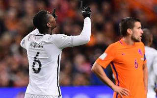 Pogba remaining focused despite criticism