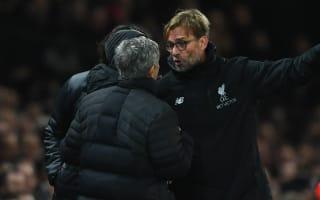 Long balls led to Man Utd equaliser, says Klopp