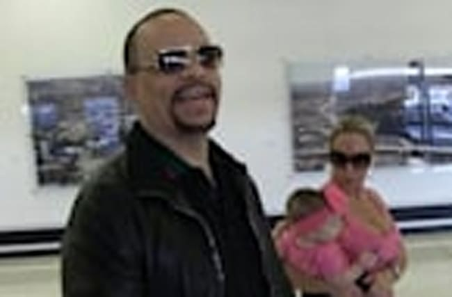 Ice-T -- Real Veep's On Top Of His Game ... As an Actor