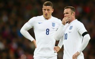 Barkley hails Rooney's England influence