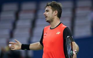 Wawrinka and Raonic ousted in Shanghai