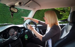 Women more likely to swear when behind the wheel than men