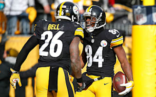 Pittsburgh's big three lead the way in rout of Dolphins