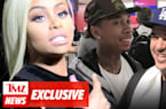 Blac Chyna At War With Rob & Tyga