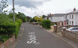 Burglar returns ashes found in stolen Audi