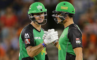 Stars sink Scorchers to reach BBL summit