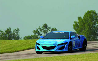 Honda NSX supercar will break cover during American IndyCar race